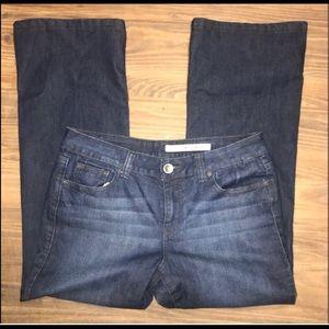 DKNY wide leg jeans size 12